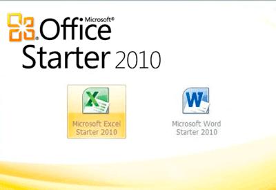 Office Starter 2010