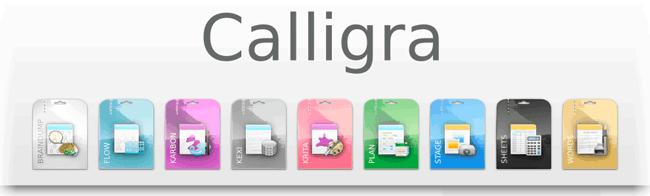 Calligra suite logo