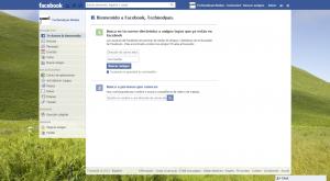 Como cambiar el fondo de facebook