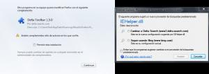 navegadores adware