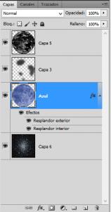 Como crear un planeta con Photoshop