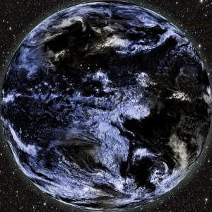 Crear un planeta en Photoshop