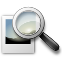 Hover Zoom Icon
