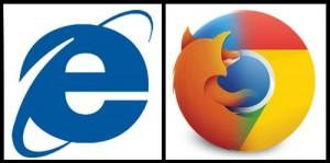IE-Firefox-Chrome