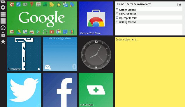 Personalizar Página de nueva pestaña en Google Chrome