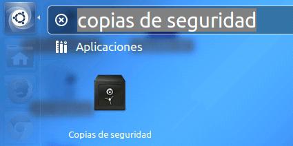Copias de seguridad en ubuntu