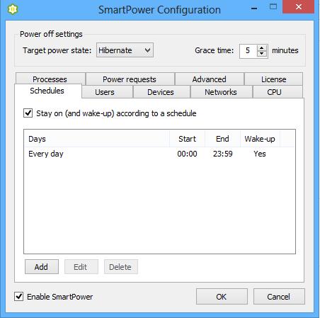 Smartpower software Windows