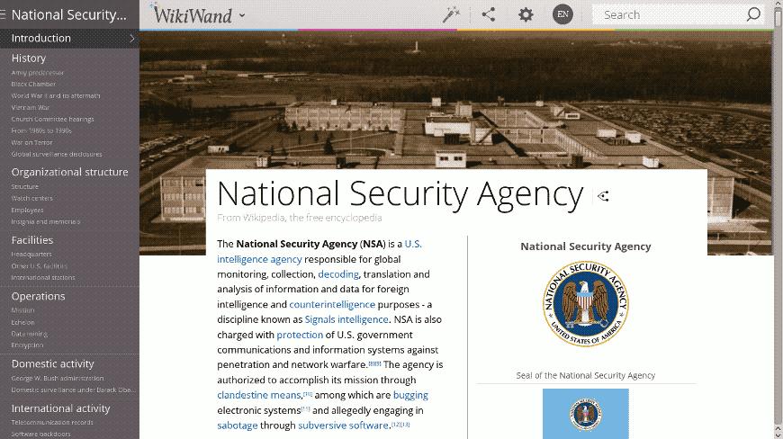 Articulo de Wikiwand