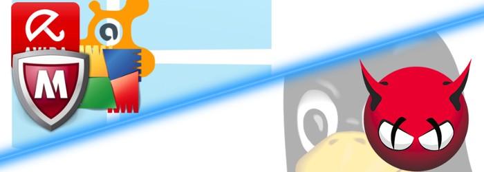 Antivirus, alternativa en Linux