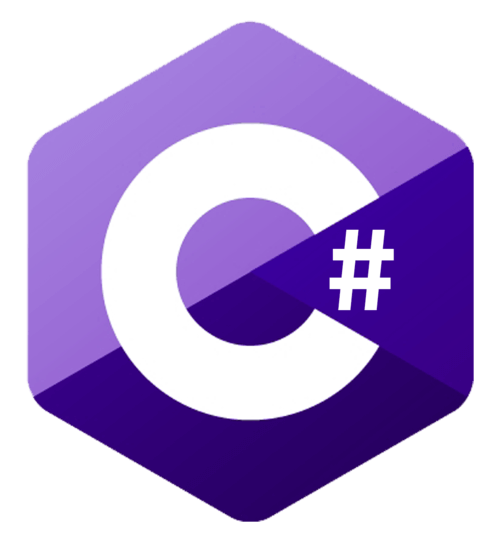 Logotipo no-oficial de C#