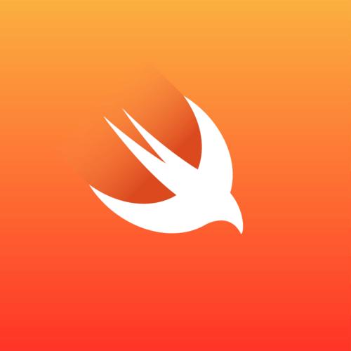 Logotipo de Swift Lenguaje de programación